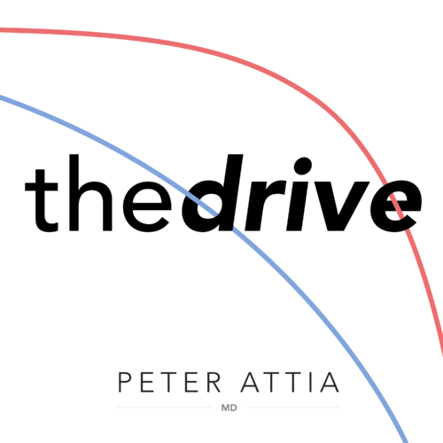 The Drive Podcast Logo 3000x3000 500x500 PODCAST: Hair Restoration Hair Transplant Interview with Alan Bauman MD by Peter Attia MD
